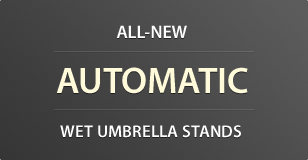 All-New Automatic Wet Umbrella Stands
